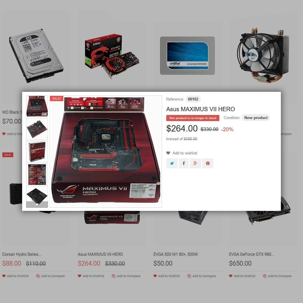 theme - Electrónica e High Tech - Compex - Computer Repair - 5