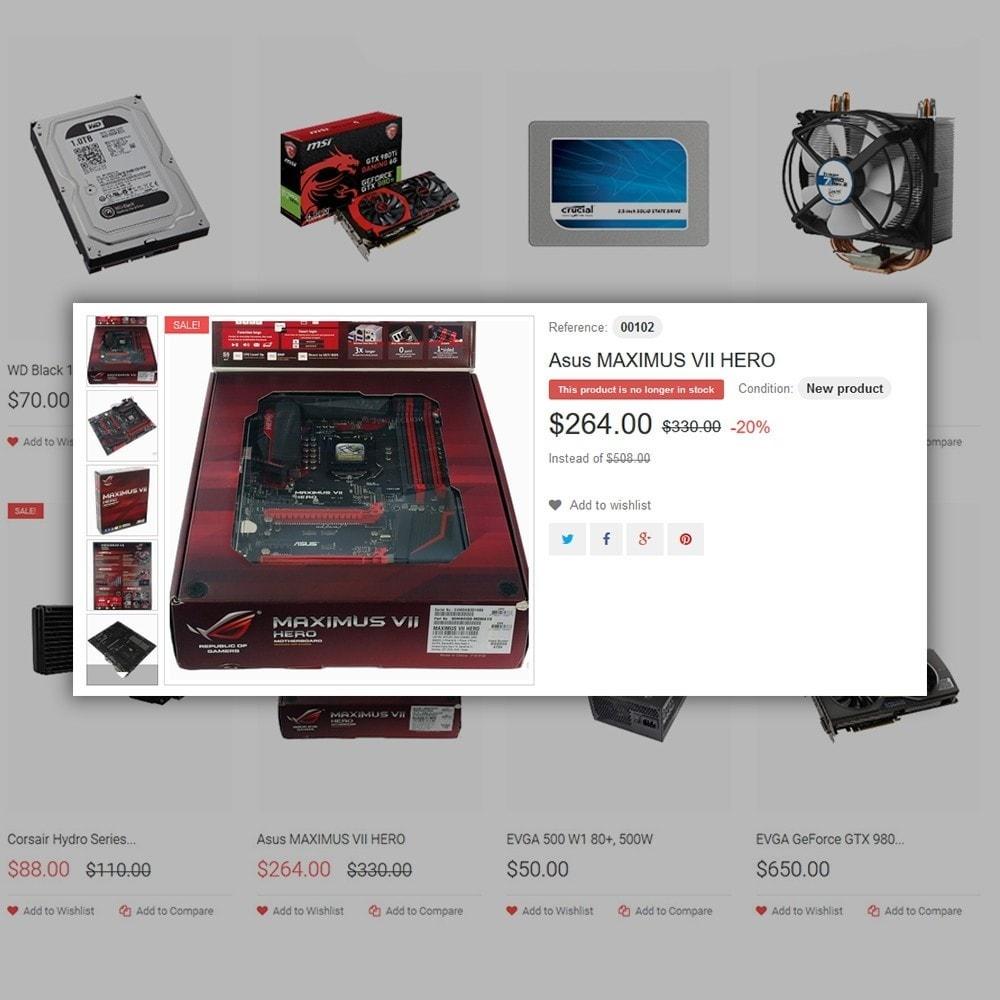 theme - Elettronica & High Tech - Compex - Computer Repair - 5