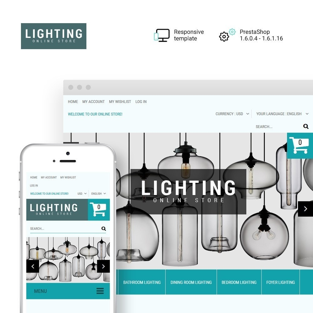 theme - Huis & Buitenleven - Lighting Online Store - Lighting & Electricity Store - 1