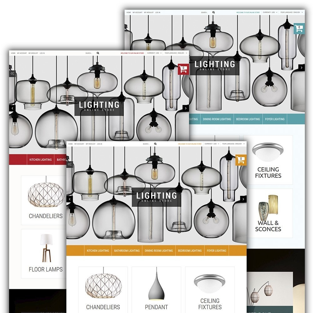 theme - Huis & Buitenleven - Lighting Online Store - Lighting & Electricity Store - 2