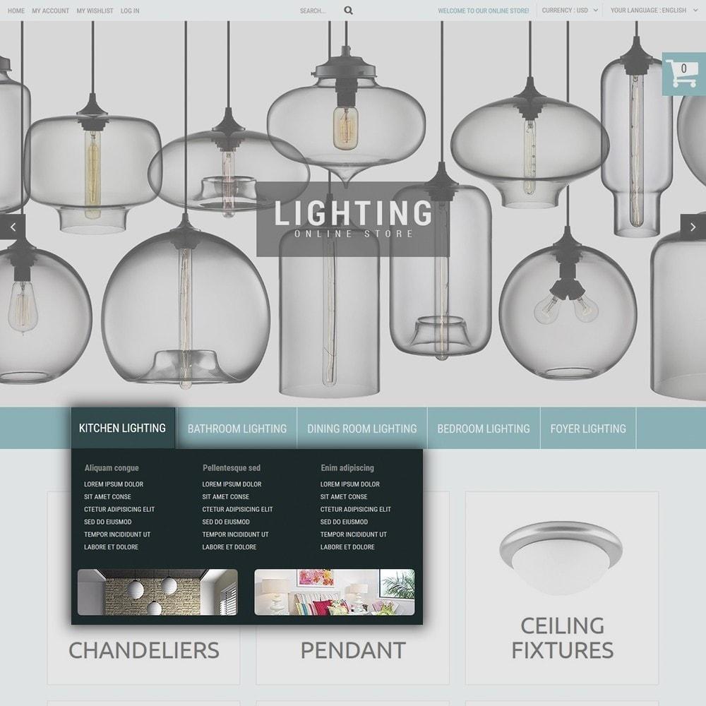 theme - Casa & Giardino - Lighting Online Store - Lighting & Electricity Store - 6