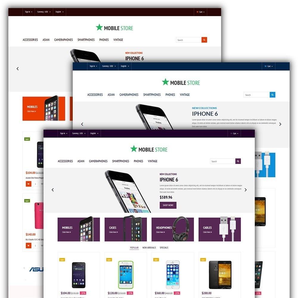 theme - Electrónica e High Tech - Mobile Store - 2