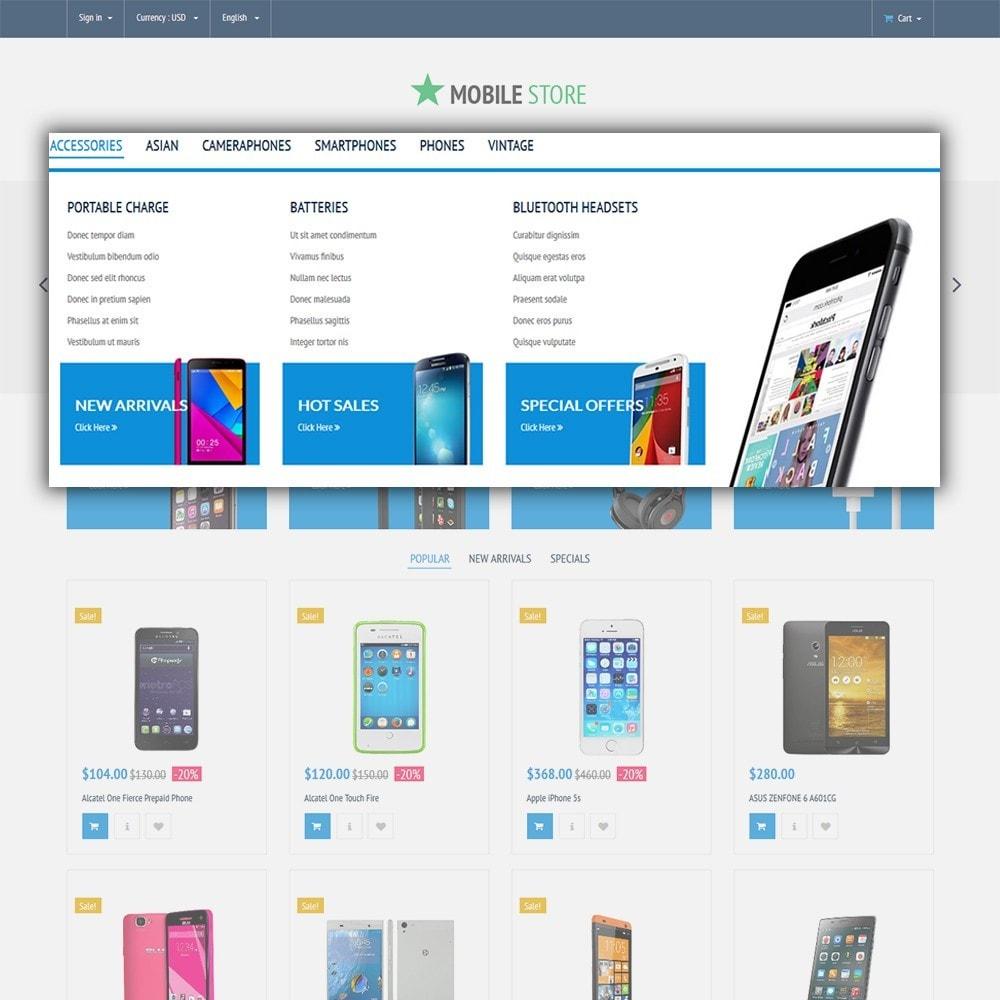 theme - Electrónica e High Tech - Mobile Store - 4