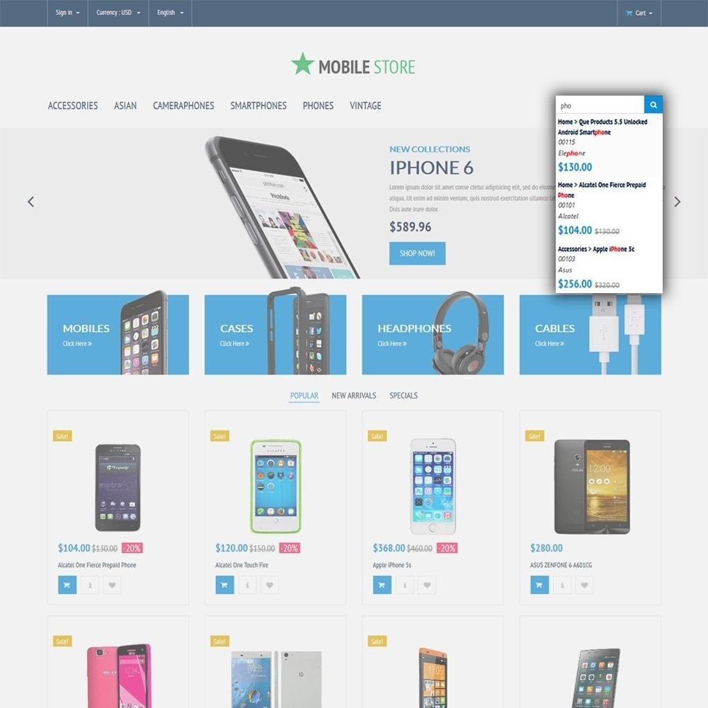 theme - Electrónica e High Tech - Mobile Store - 6