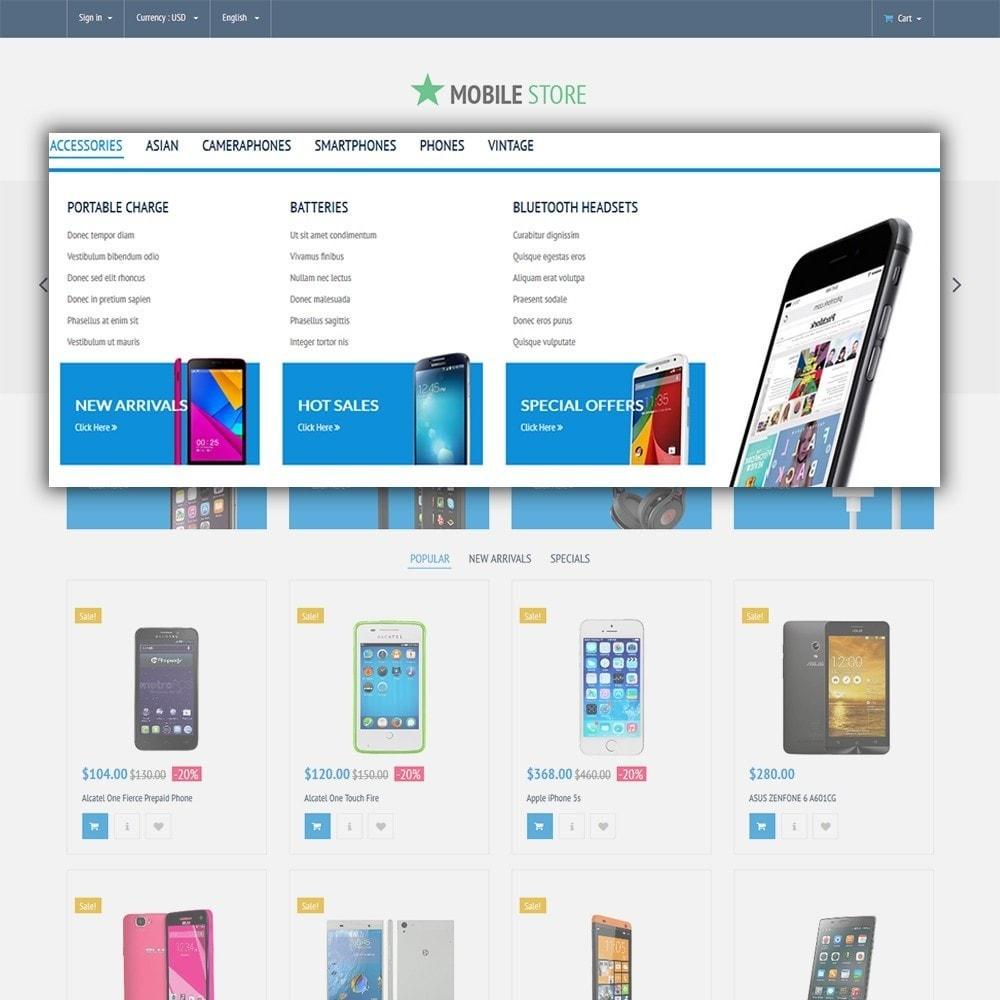 theme - Электроника и компьютеры - Mobile Store - 4