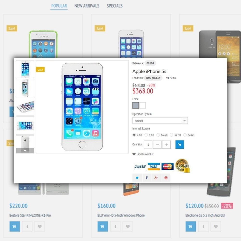 theme - Elettronica & High Tech - Mobile Store - 5