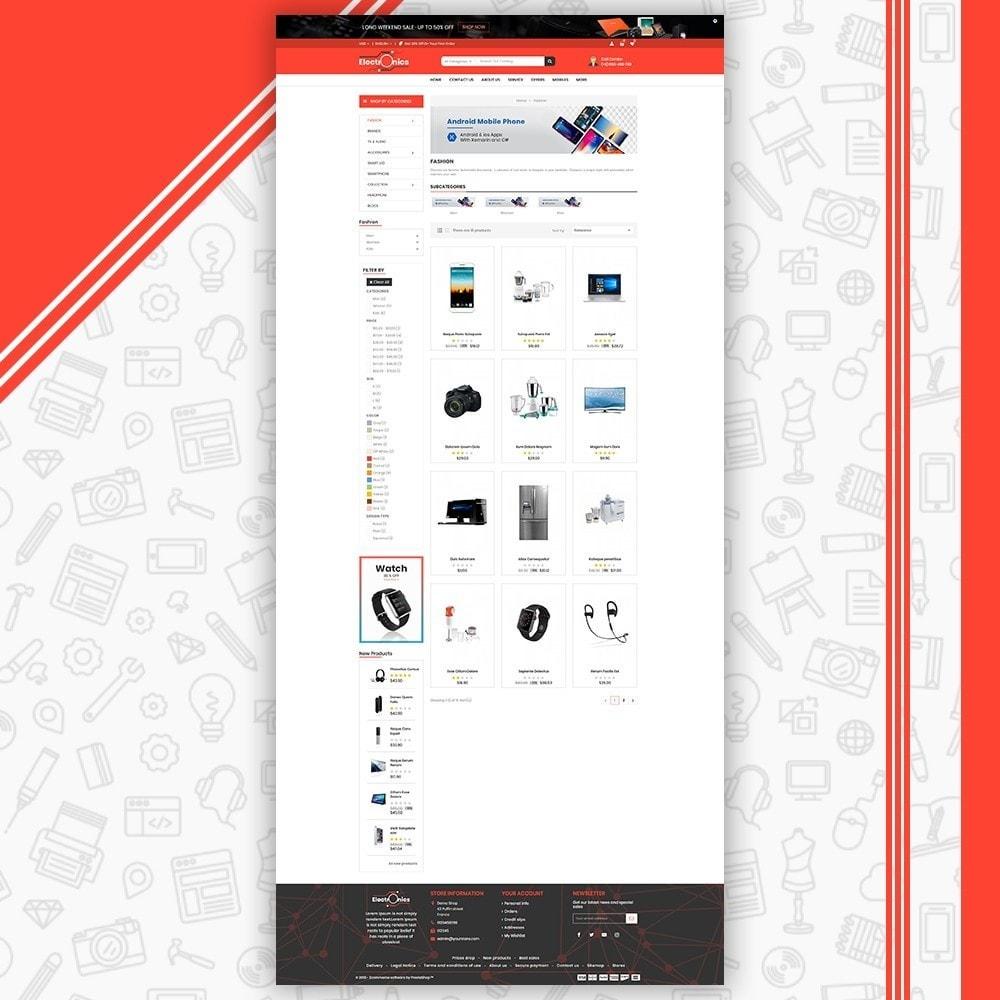 theme - Electrónica e High Tech - Mega Electronic Shop - 3