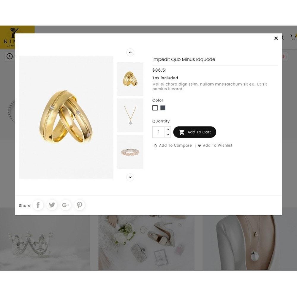 theme - Ювелирные изделия и Аксессуары - Kings Jewelry - 7