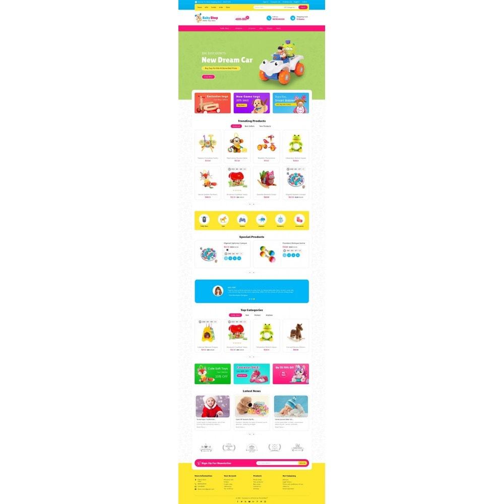 theme - Kinderen & Speelgoed - Baby Toys - 2