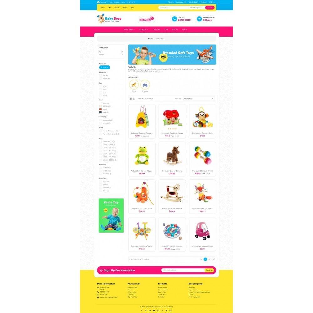 theme - Kinderen & Speelgoed - Baby Toys - 3