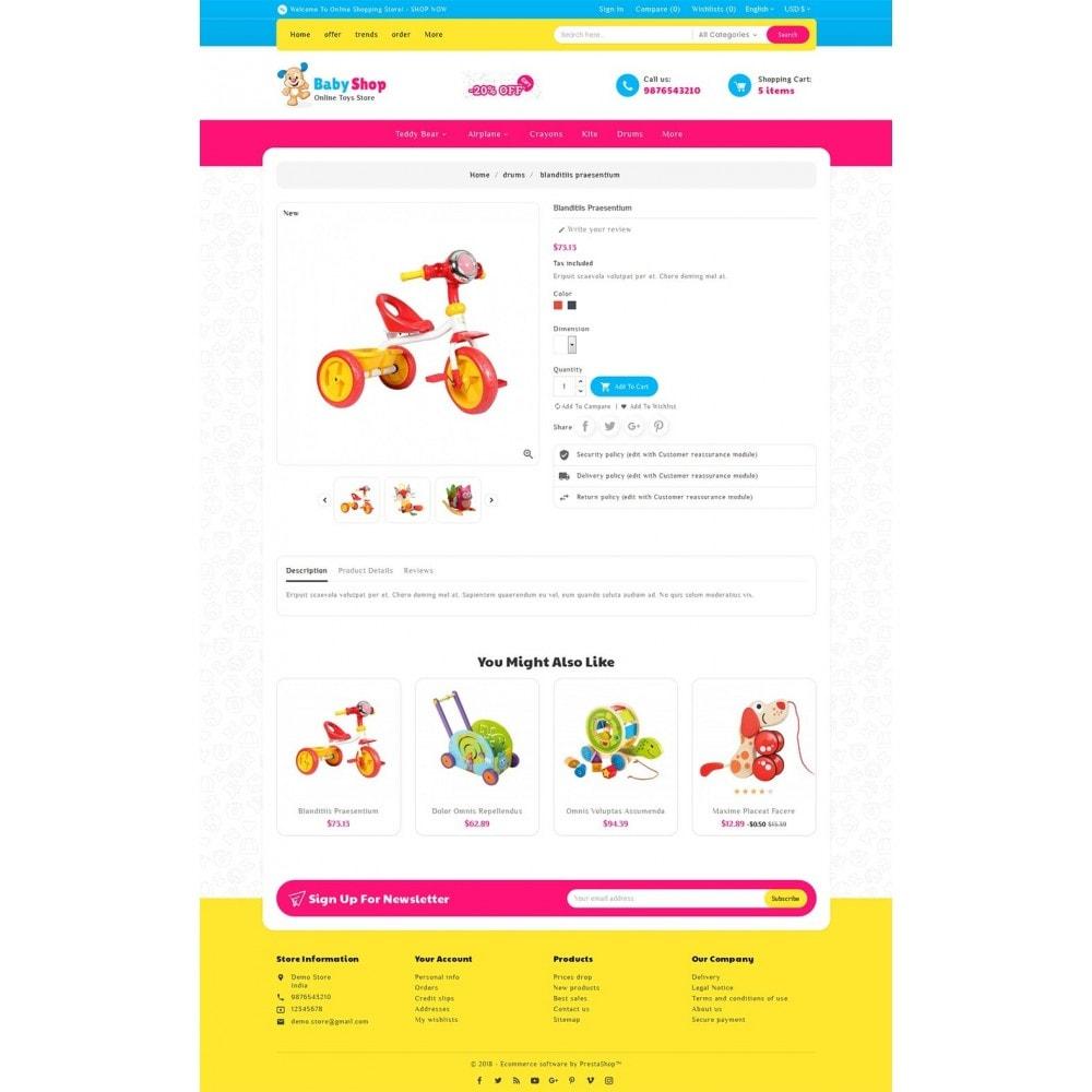 theme - Kinderen & Speelgoed - Baby Toys - 5