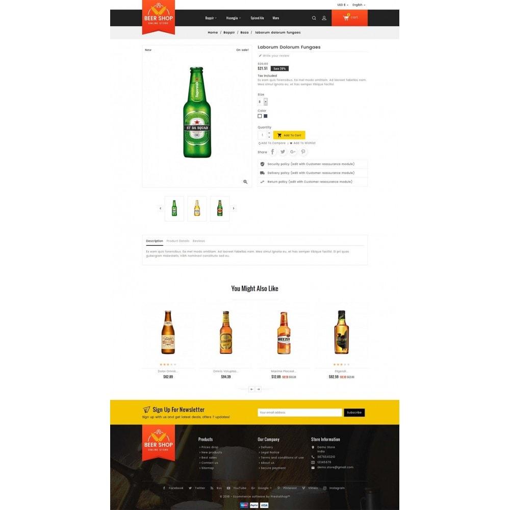 theme - Bebidas & Tabaco - Beer & Winery - 5