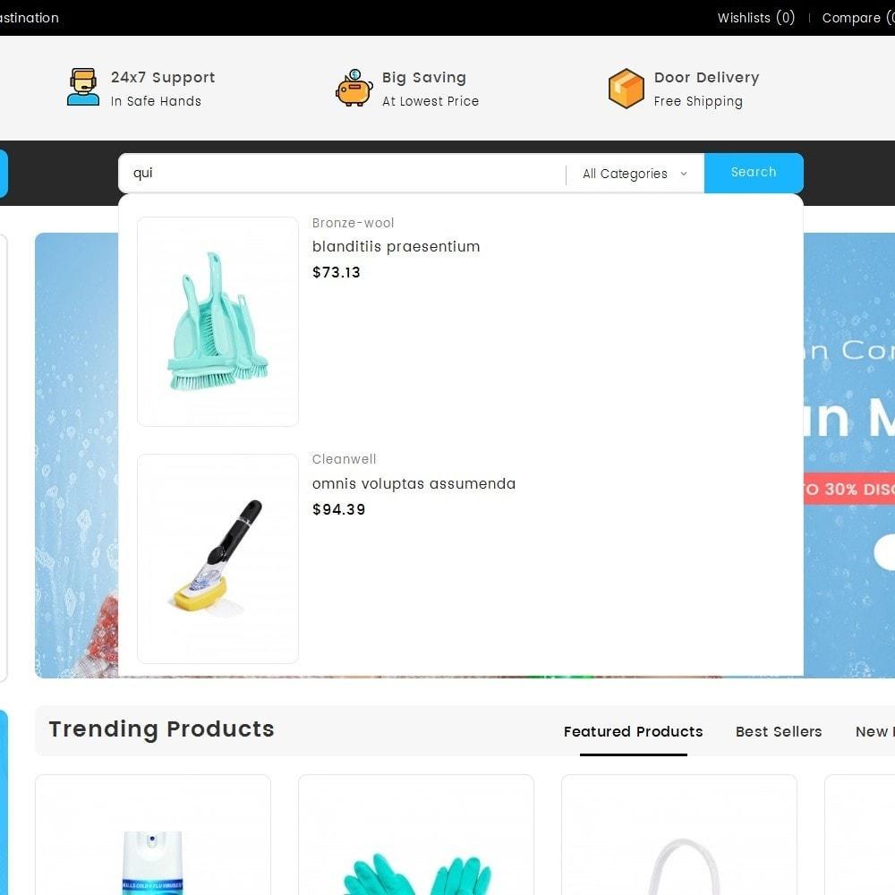 theme - Huis & Buitenleven - Mega Cell Cleaner Market - 9