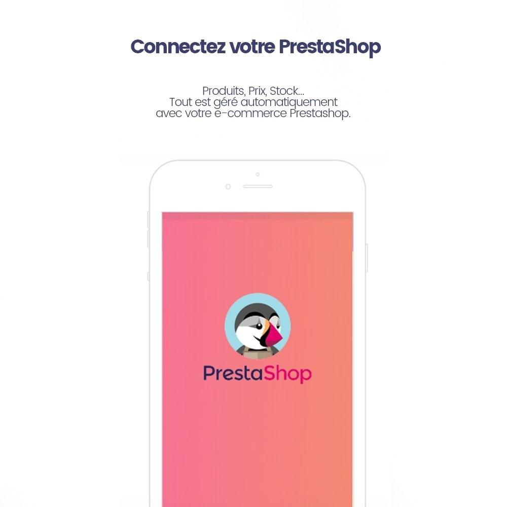 module - Mobile - Transformez votre e-commerce en Application mobile - 3
