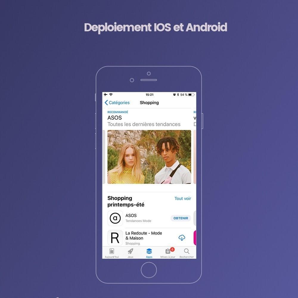 module - Mobile - Transformez votre e-commerce en Application mobile - 5