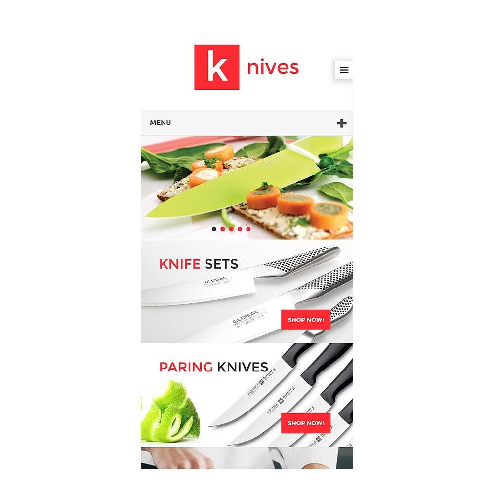 theme - Arte y Cultura - Knives - 8
