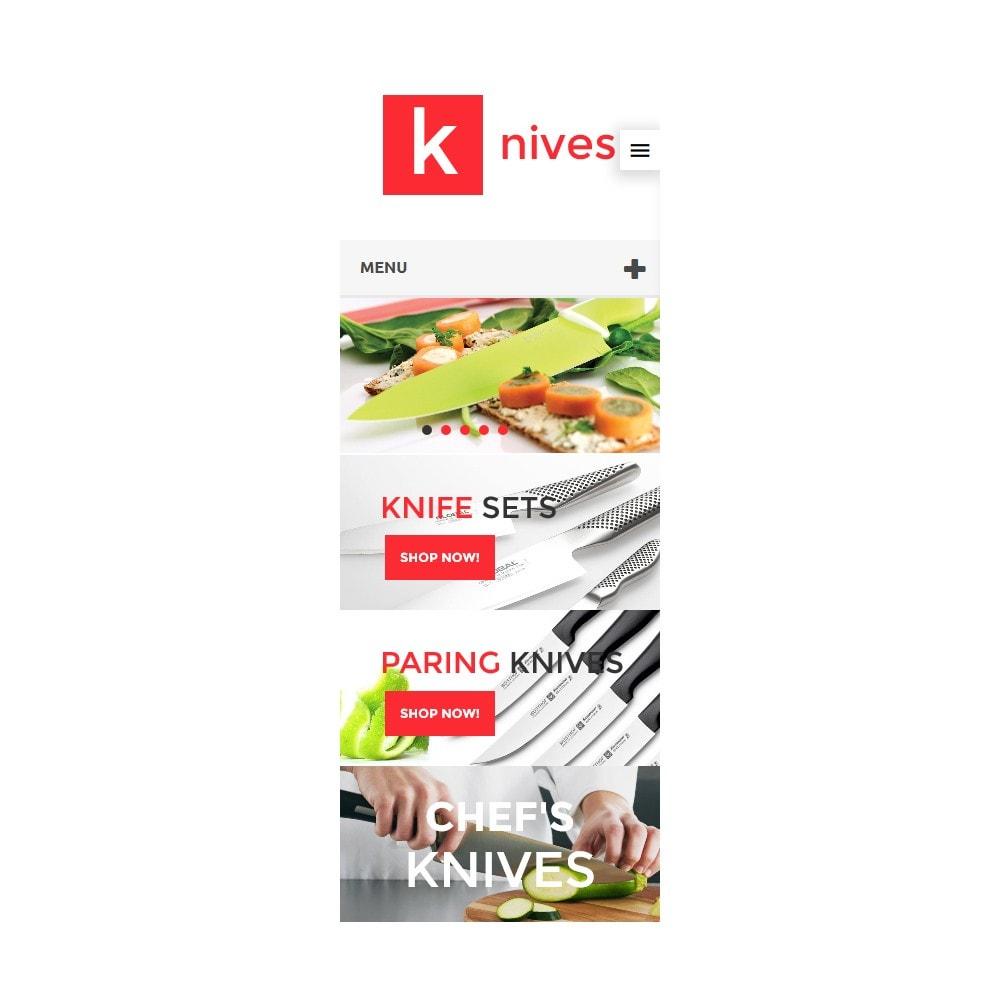 theme - Arte e Cultura - Knives - 9