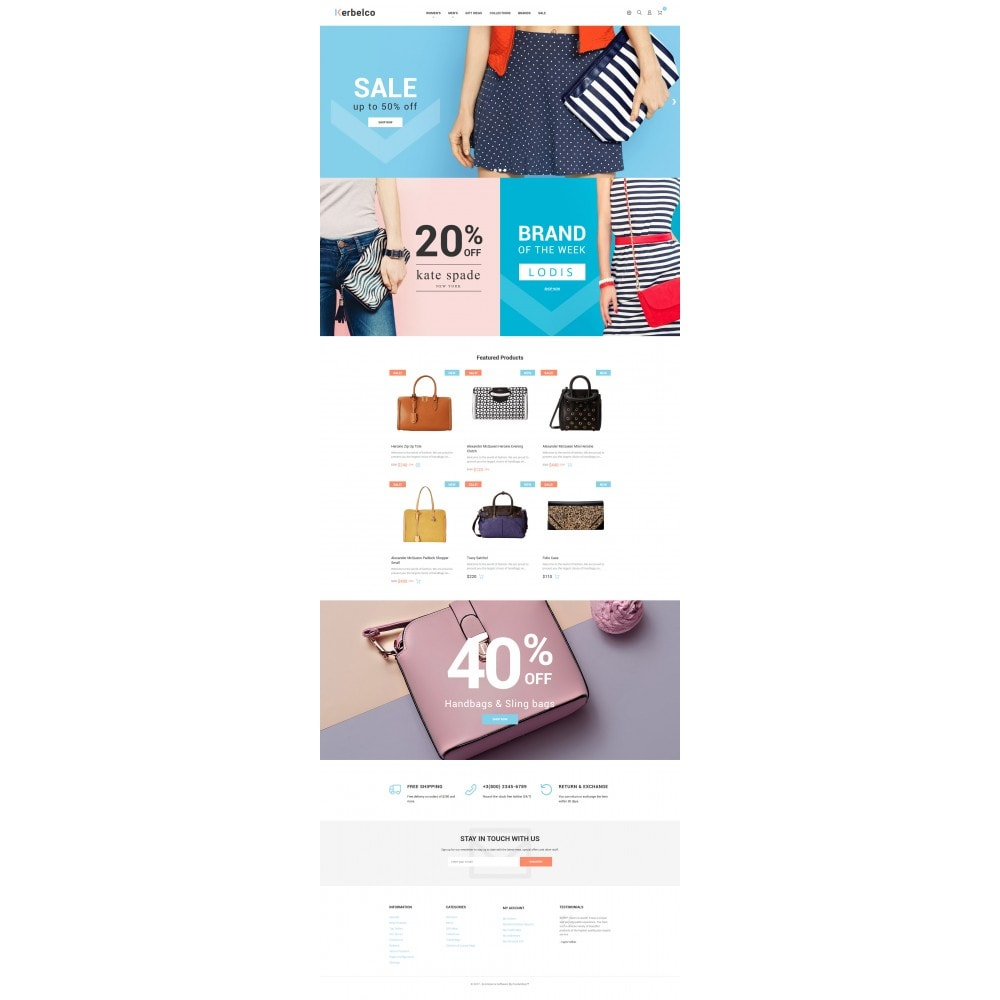 theme - Moda & Calçados - Kerbelco - Handbag store - 3