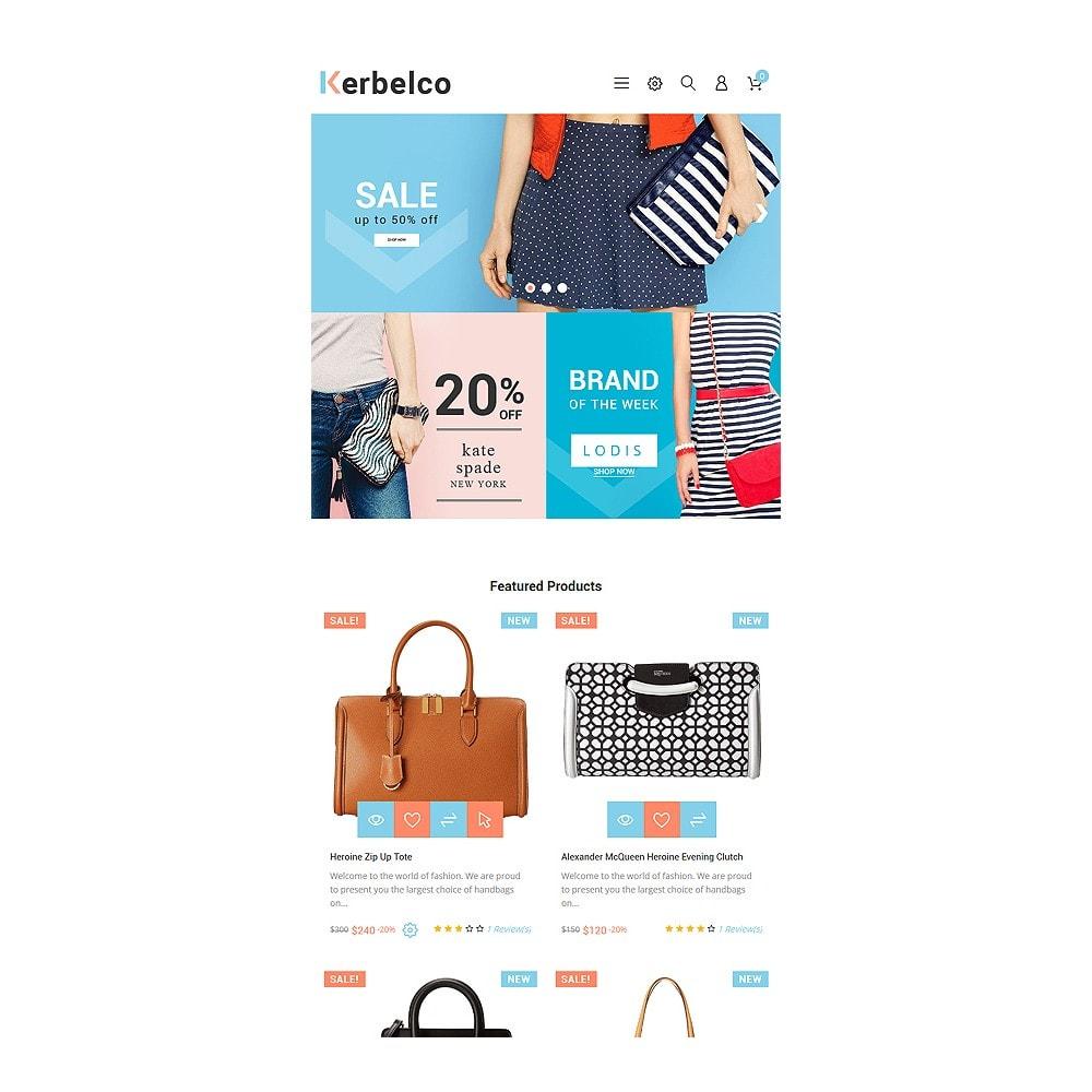 theme - Moda & Calçados - Kerbelco - Handbag store - 6