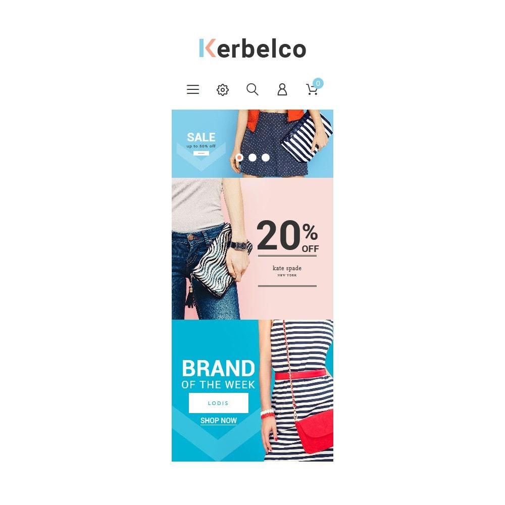 theme - Moda & Calçados - Kerbelco - Handbag store - 8