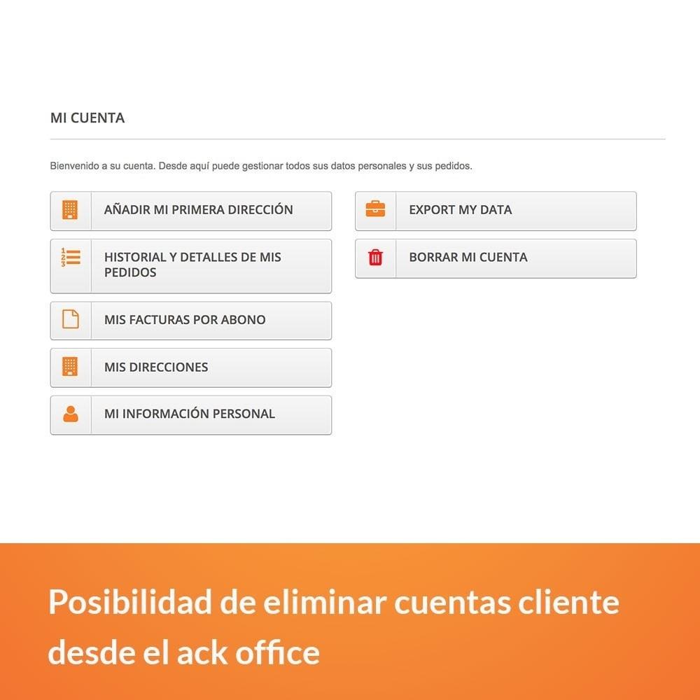 module - Marco Legal (Ley Europea) - RGPD - Derecho al olvido - 3