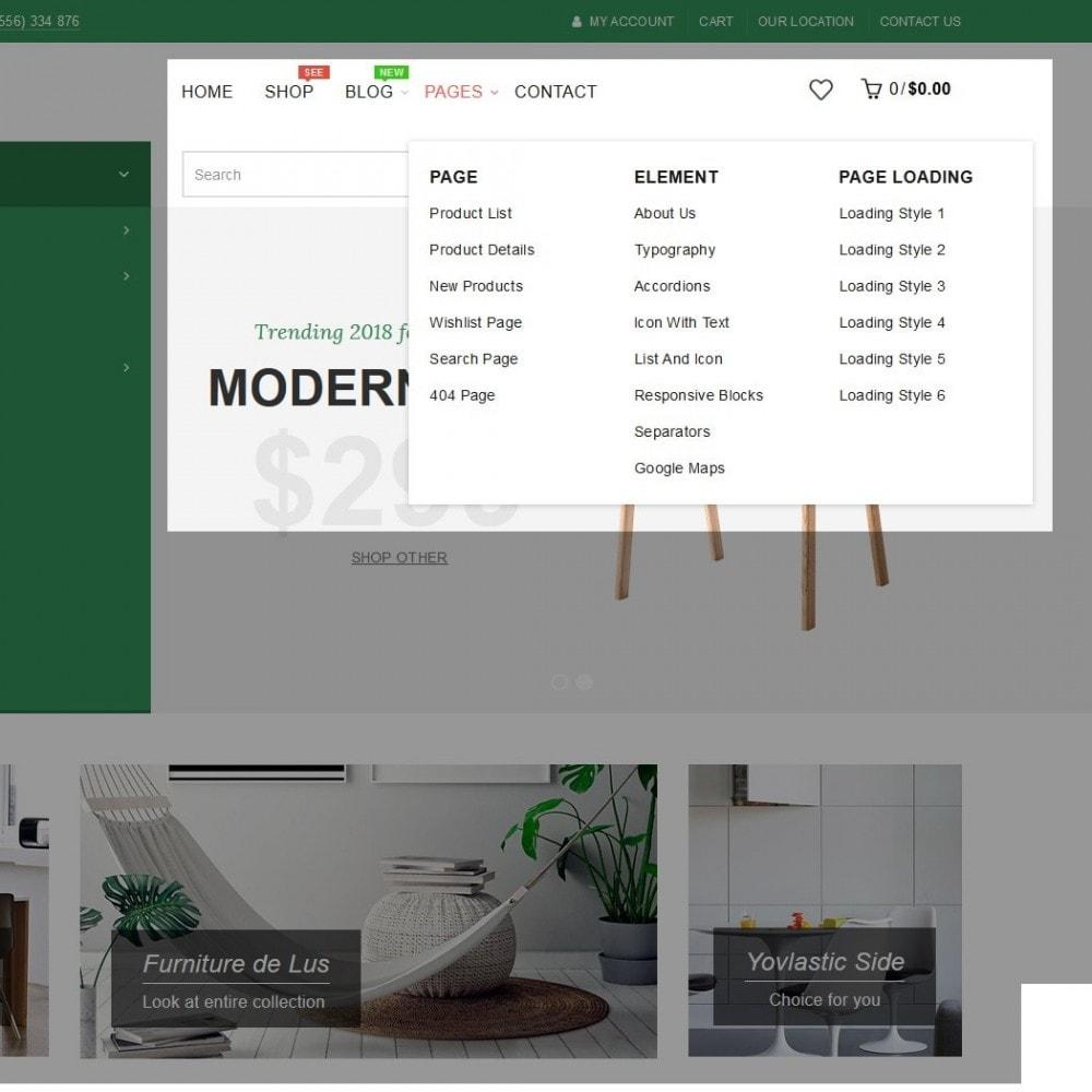 theme - Dom & Ogród - Furniture - 2