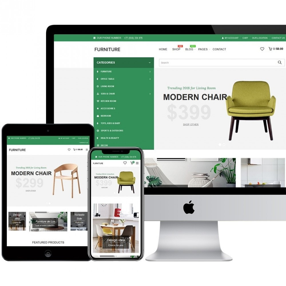 theme - Dom & Ogród - Furniture - 3