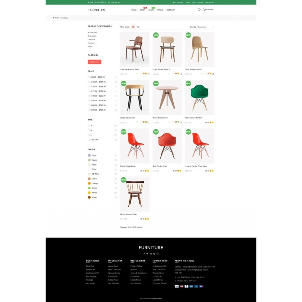 theme - Dom & Ogród - Furniture - 7
