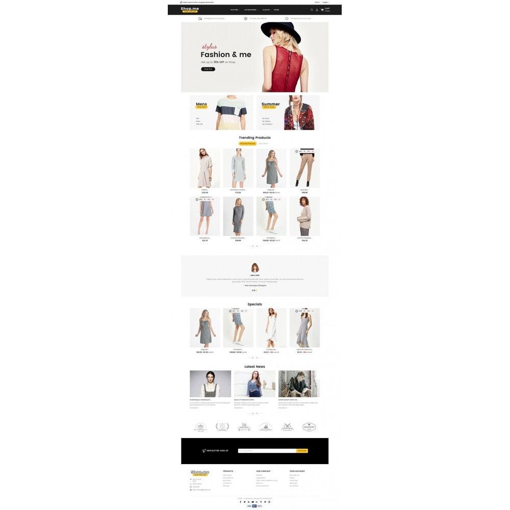 theme - Mode & Schoenen - Shopme Fashion Apparels - 2