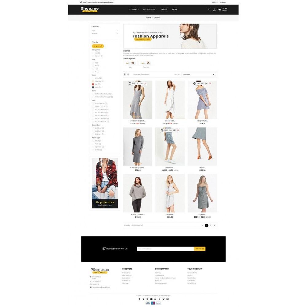theme - Fashion & Shoes - Shopme Fashion Apparels - 3