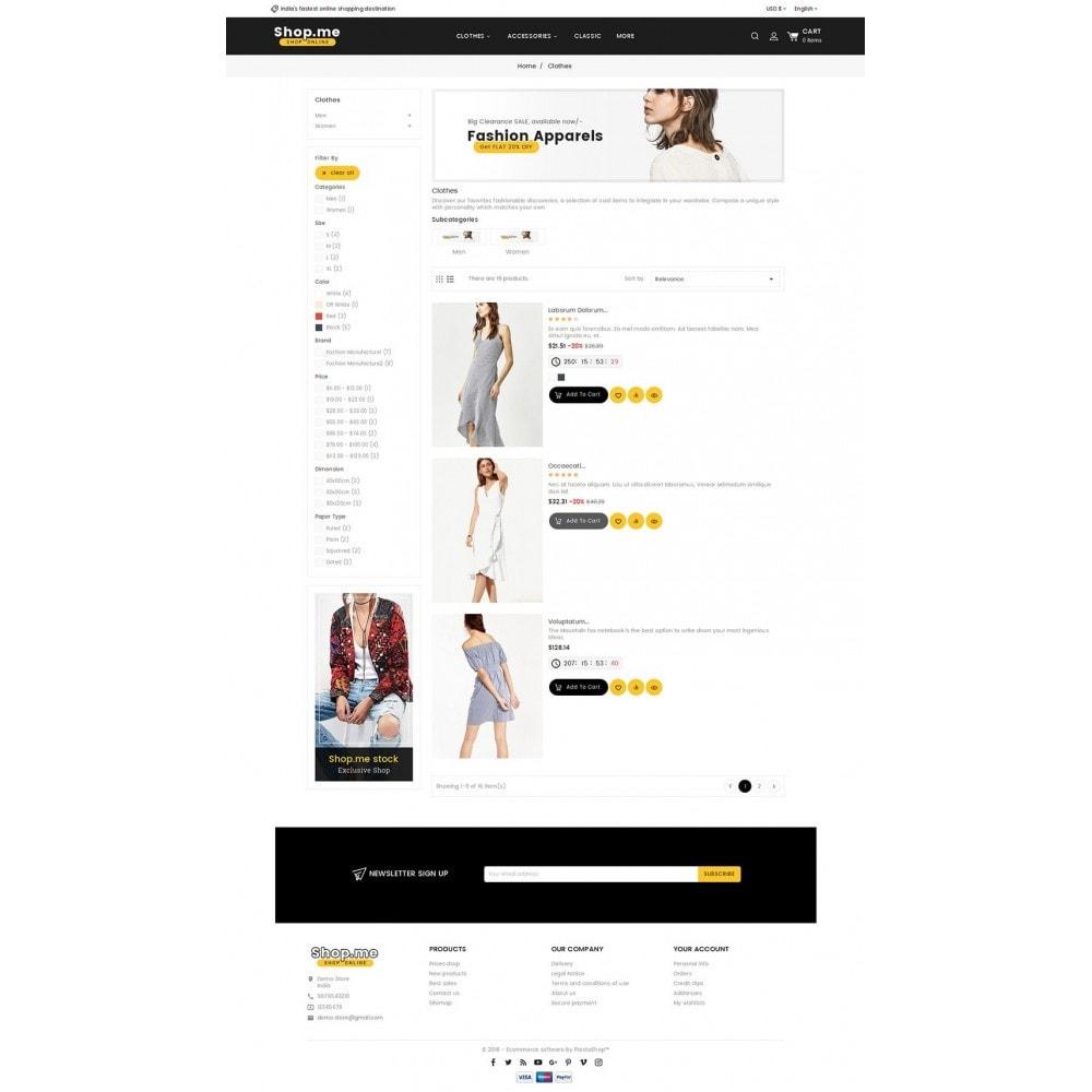 theme - Fashion & Shoes - Shopme Fashion Apparels - 4