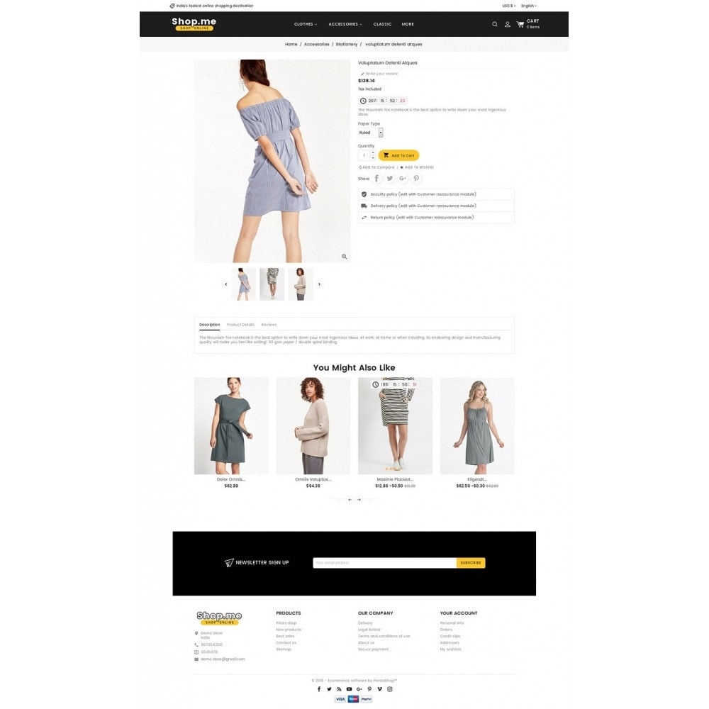 theme - Mode & Schoenen - Shopme Fashion Apparels - 5