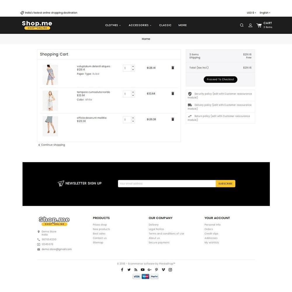 theme - Fashion & Shoes - Shopme Fashion Apparels - 6