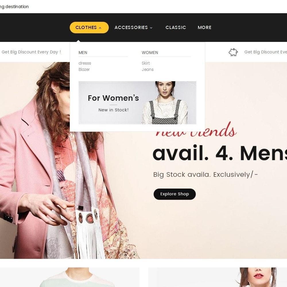 theme - Mode & Schoenen - Shopme Fashion Apparels - 9