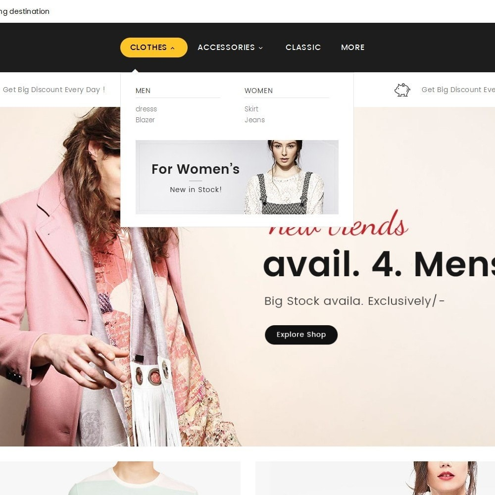 theme - Fashion & Shoes - Shopme Fashion Apparels - 9