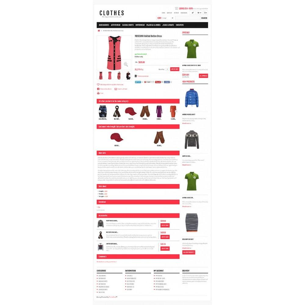 theme - Moda & Obuwie - Responsive Clothing Shop - 6