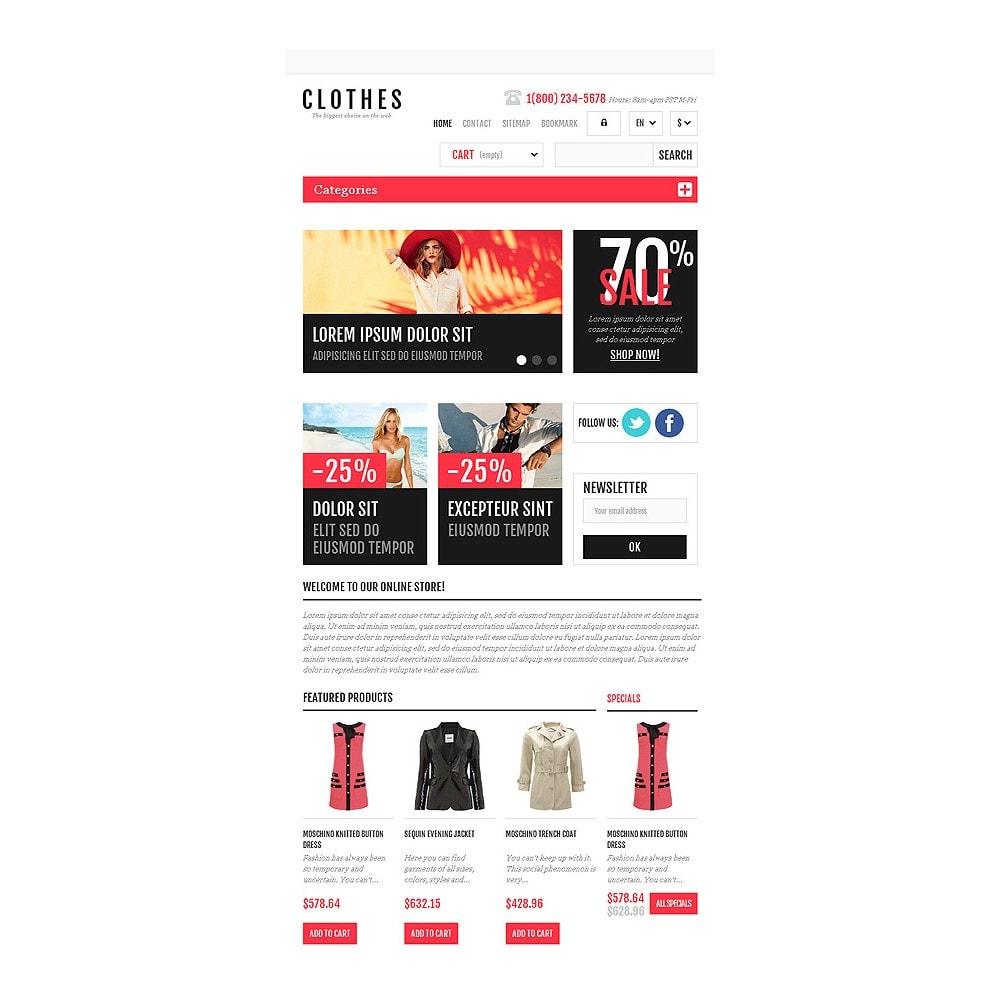 theme - Moda & Obuwie - Responsive Clothing Shop - 7