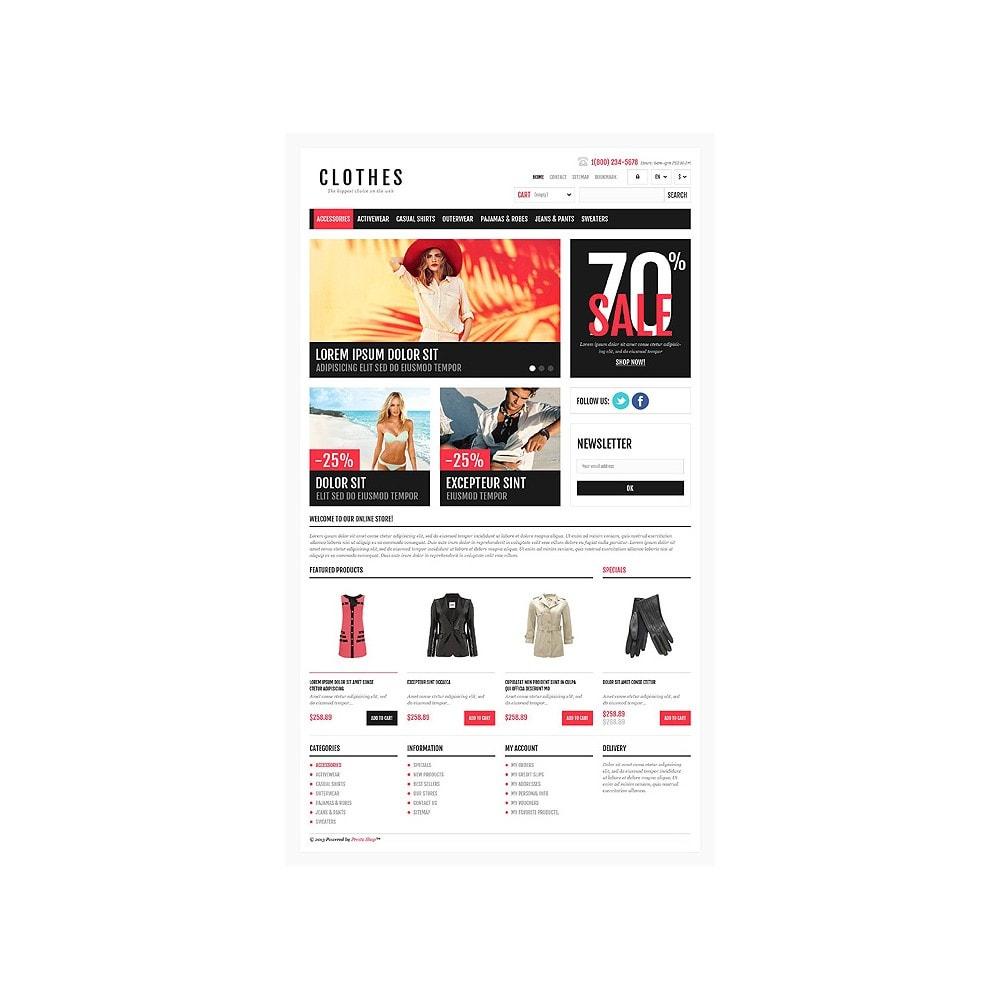theme - Moda & Obuwie - Responsive Clothing Shop - 10