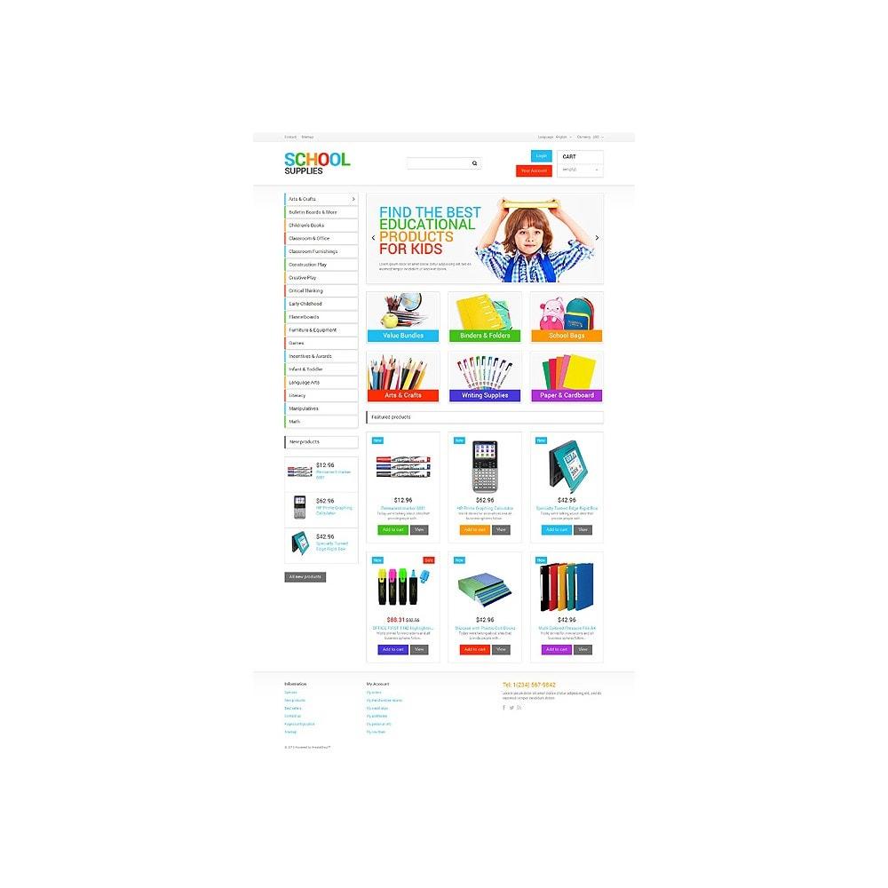theme - Heim & Garten - School Supplies - 10