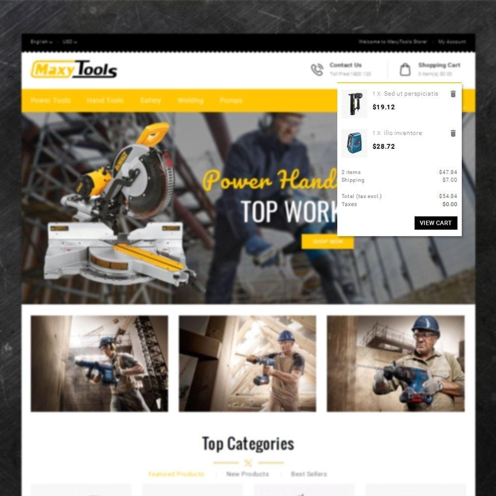 theme - Carros & Motos - MaxyTool Store - 7