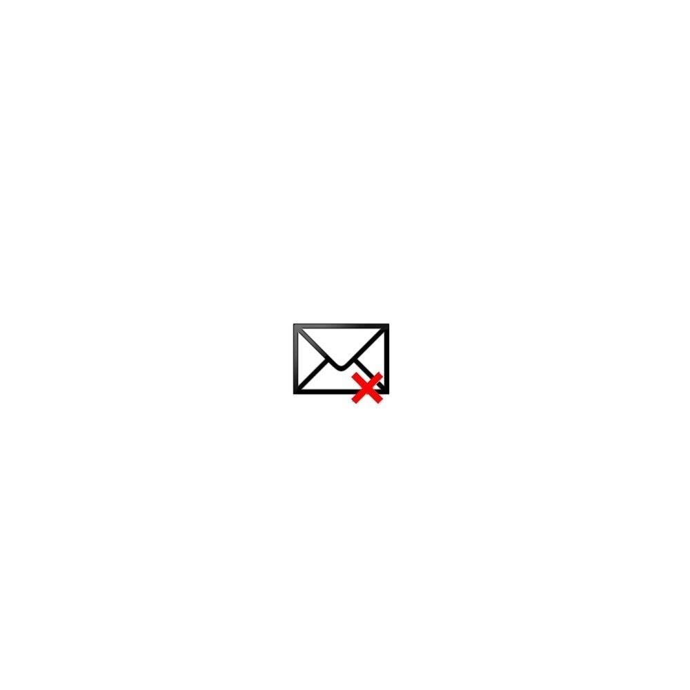 module - E-mails & Notifications - Bloquer envoie email places de marché - 1