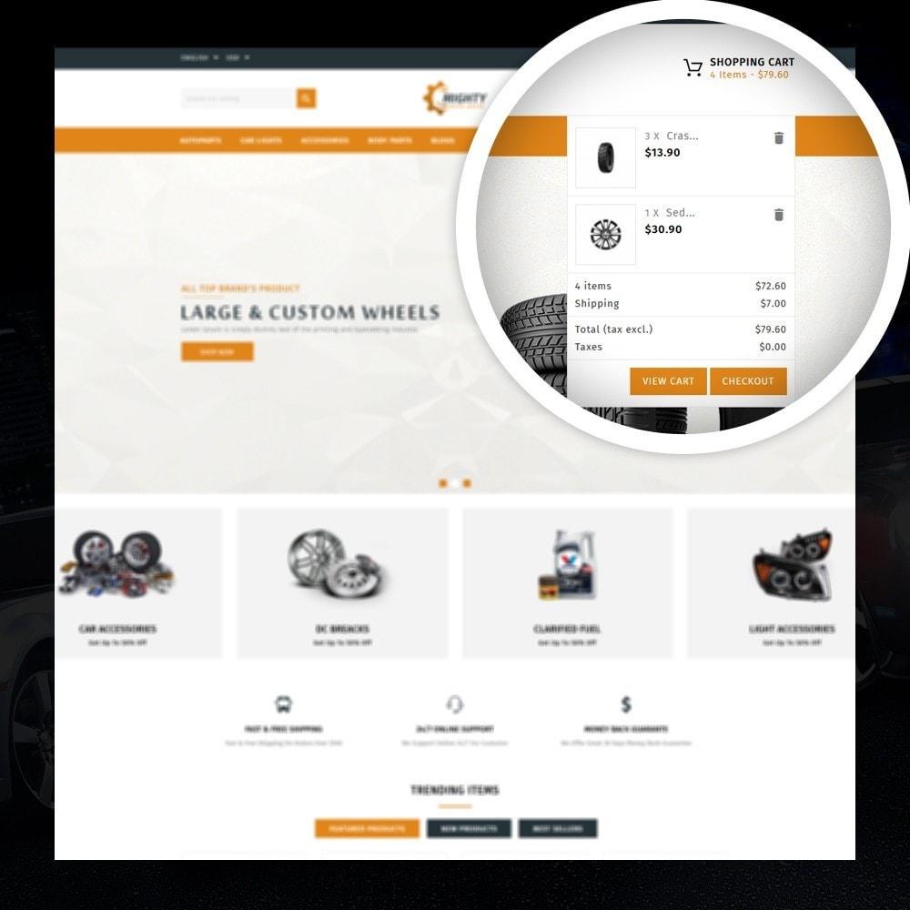 theme - Coches y Motos - Mighty - Autoparts Shop - 6
