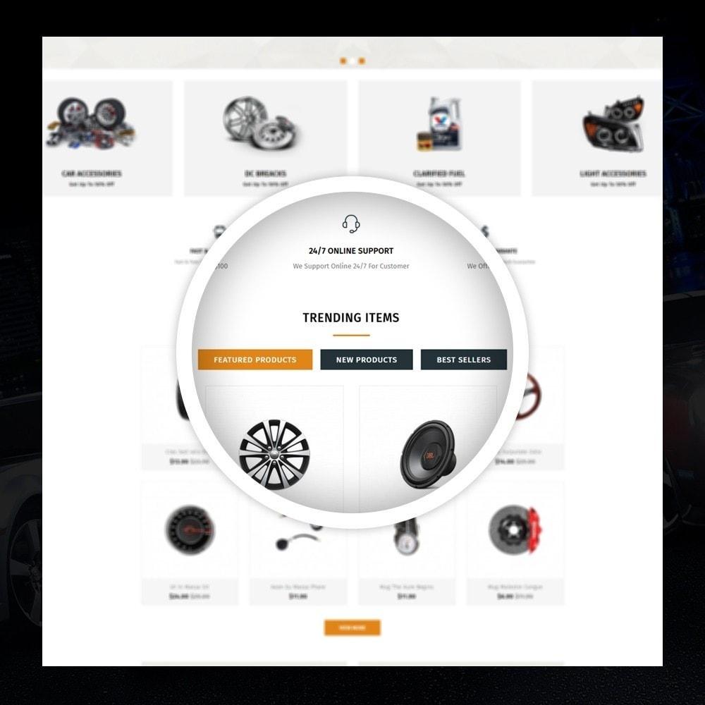 theme - Coches y Motos - Mighty - Autoparts Shop - 9