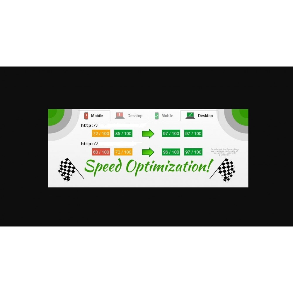 module - Desempenho do Site - Google Page Speed Optimizer - 1