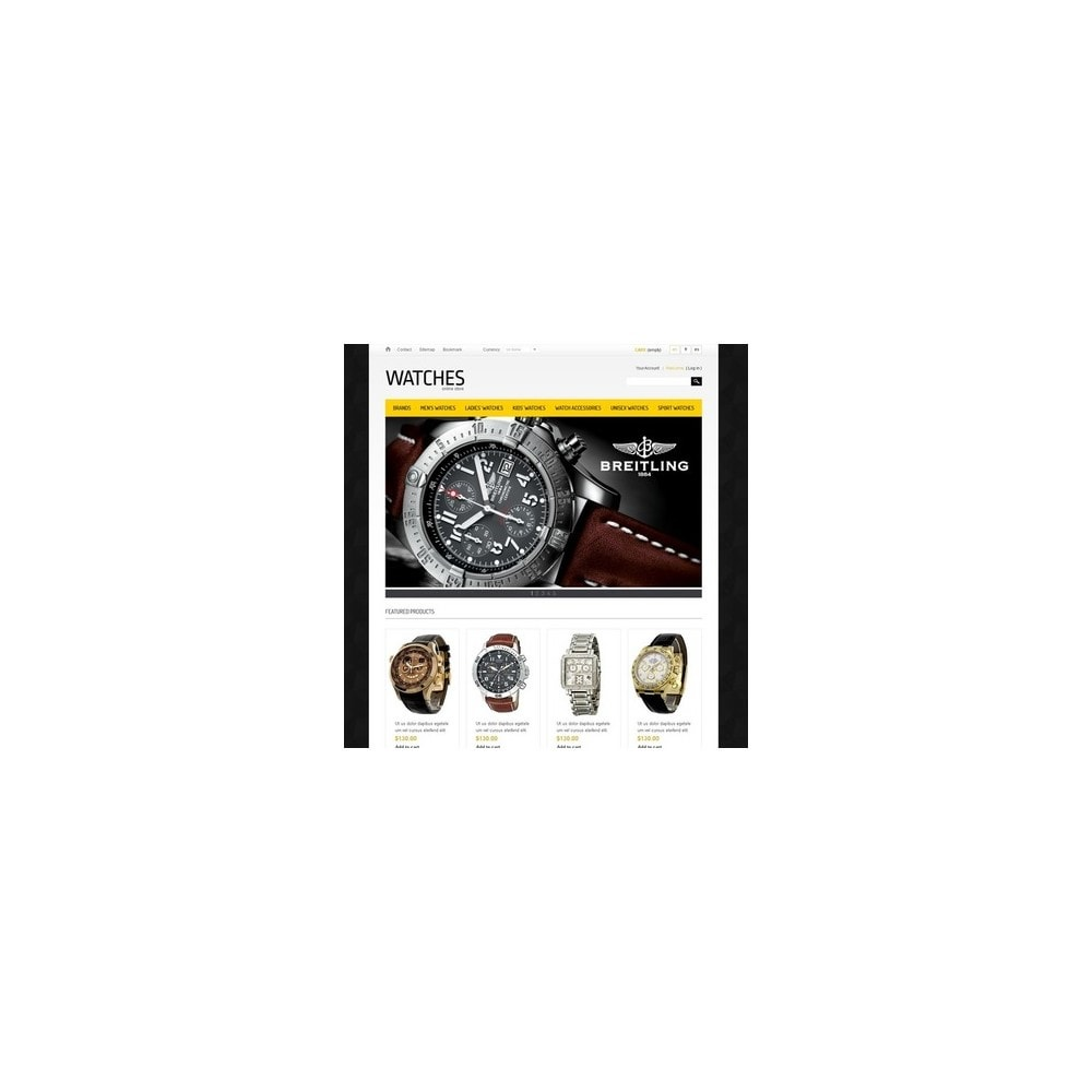 theme - Mode & Schuhe - Watches Store - 4