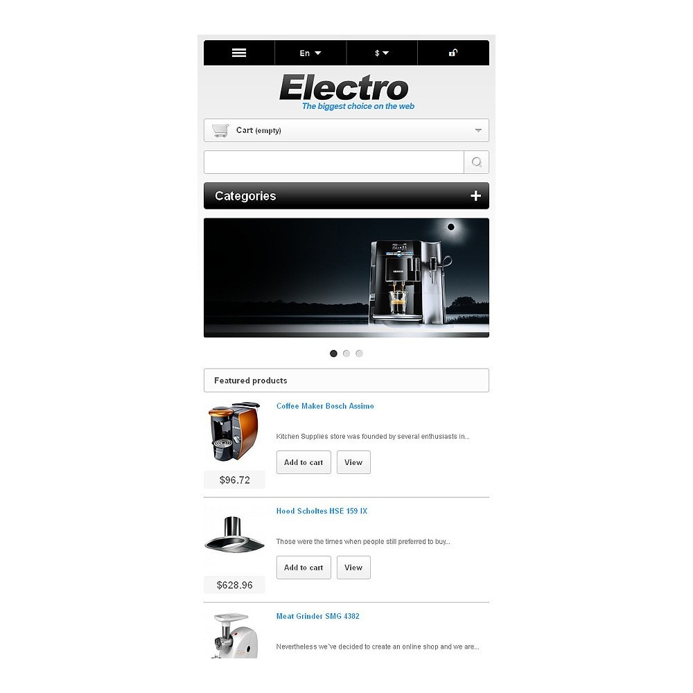 theme - Electronics & Computers - Electrical Appliances - 9