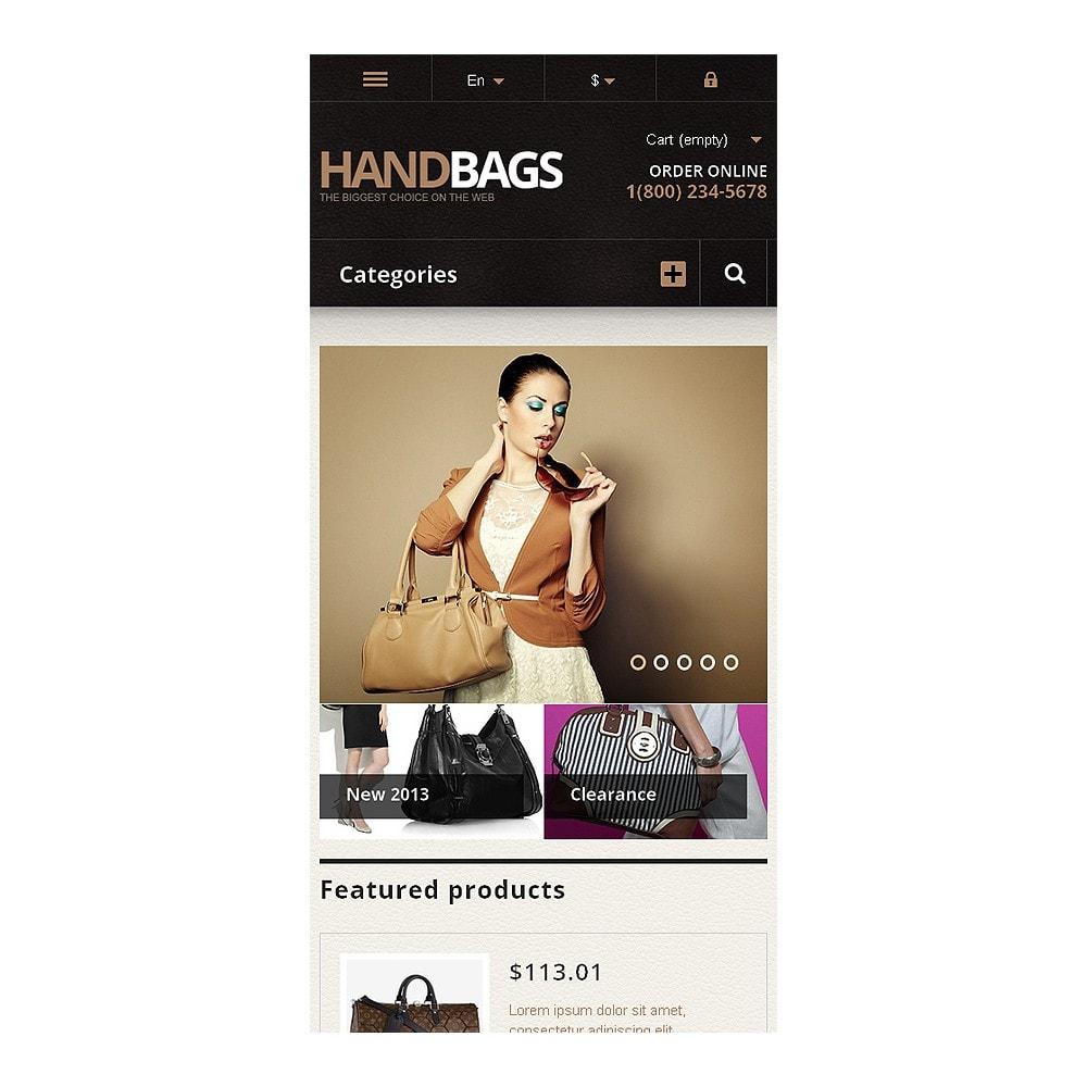 theme - Fashion & Shoes - Responsive Handbags Store - 8