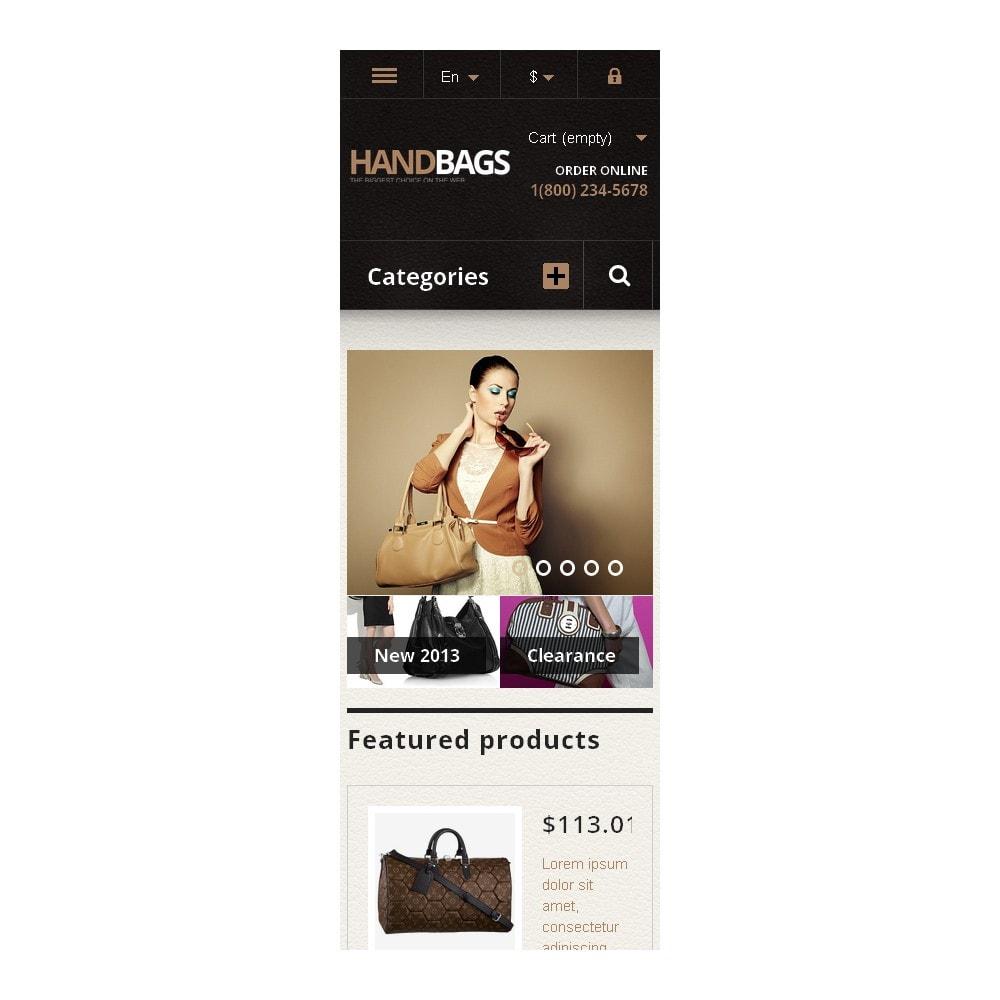 theme - Fashion & Shoes - Responsive Handbags Store - 9
