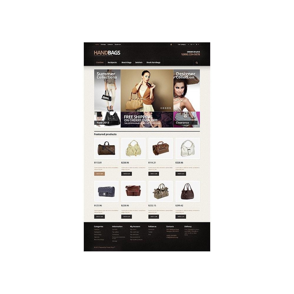 theme - Fashion & Shoes - Responsive Handbags Store - 10