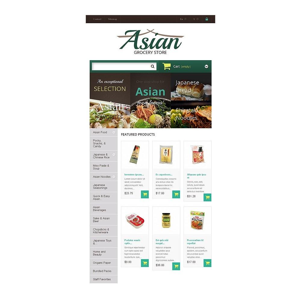 theme - Продовольствие и рестораны - Asian Grocery Store - 7